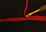 Вязание крючком шнур крючком: схема и описание. Шнур