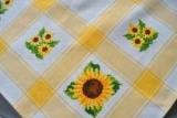 Вышивка крестом подсолнухов схемы, советы, идеи для украшения